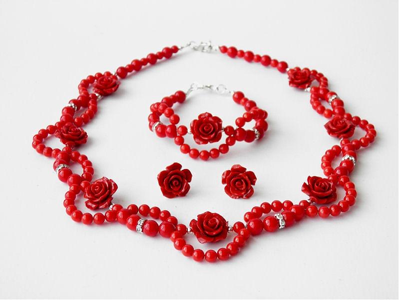 1b09b30856b6 Biżuteria ręcznie robiona - Ekokoral.pl - biżuteria artystyczna ...